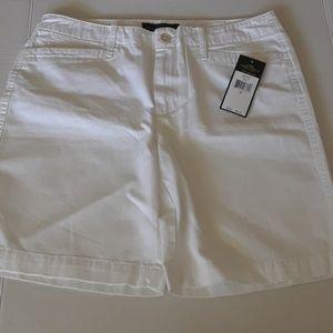 Ralph Lauren White Cotton Shorts 6